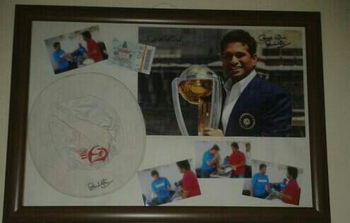 Sachin Tendulkar :The collage