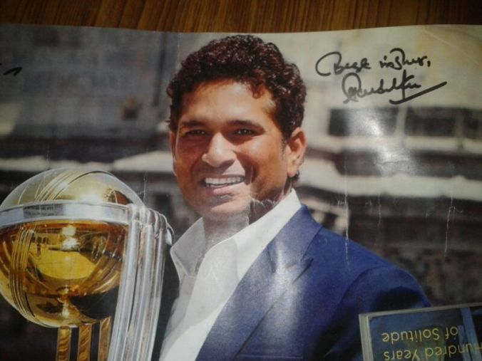 Happy birthday & Best Wishes to Sachin