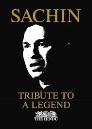 The Legend of Sachin Tendulkar