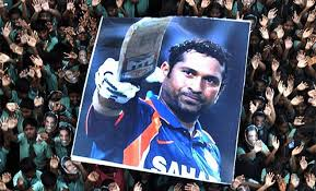 sachin and his billion fans