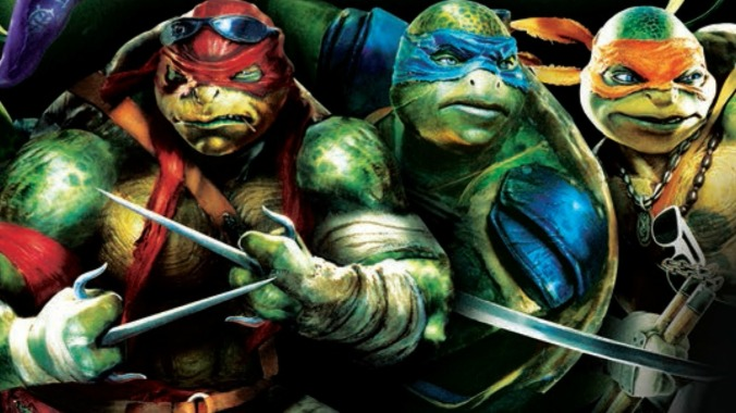 Ninja turtles (movie ,2014)
