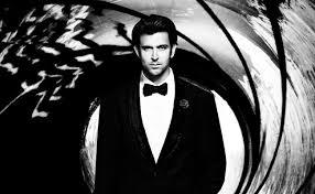 Hrithik Roshan, James Bond 007