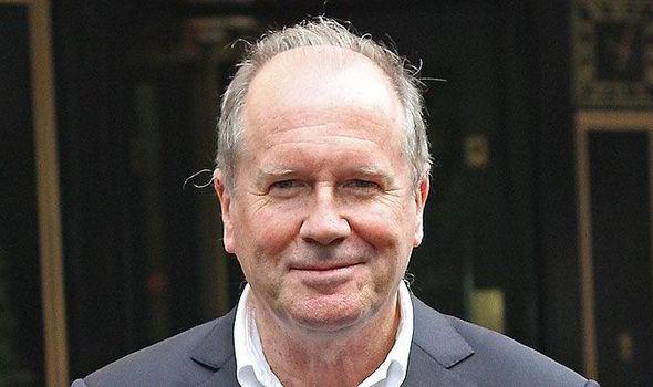 William Boyd, author of latest bond novel 'solo' :2013